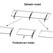 Základní a prodlužovací modul